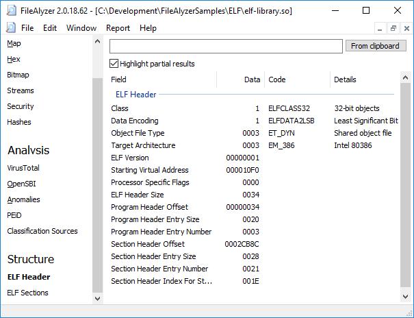 file type analyzer tool
