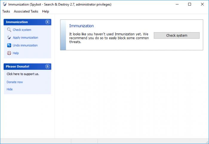Spybot 2.x FAQ - Spybot Anti-Malware and Antivirus : Spybot Anti ...