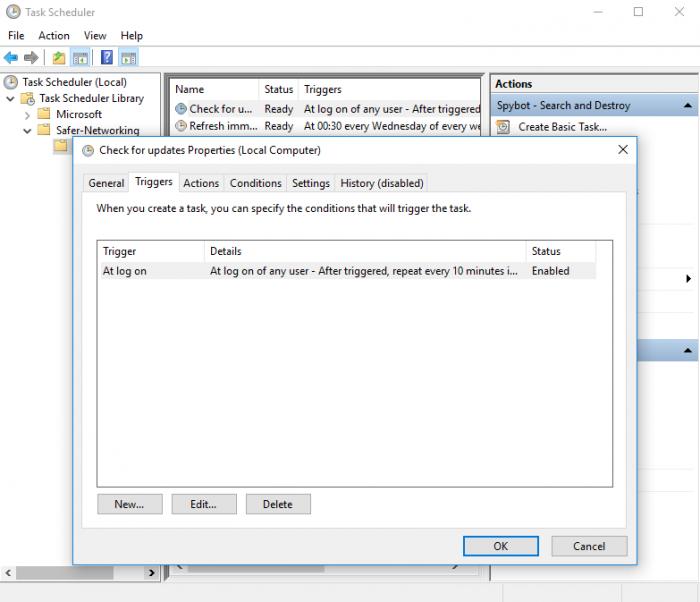 Spybot 2 x FAQ - Spybot Anti-Malware and Antivirus : Spybot Anti