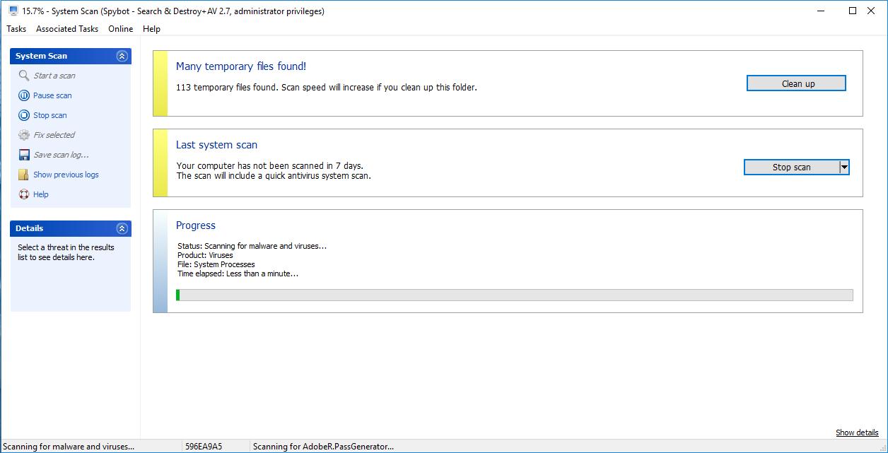 Spybot 2 x FAQ - Spybot Anti-Malware and Antivirus : Spybot
